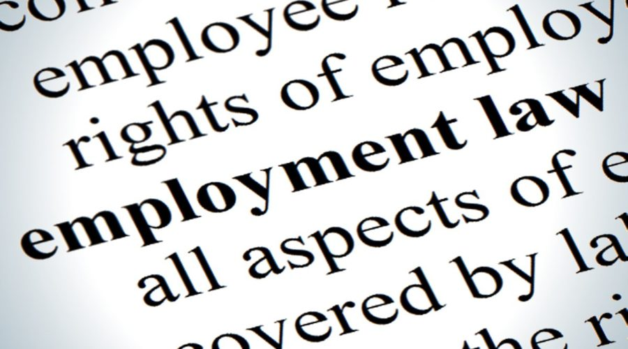 Employment Laws- What One Should Know